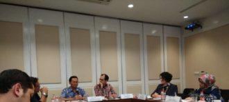 Mahasiswa dan Dosen HI Binus dalam Seminar Pengesahan Revisi UU Antiteror