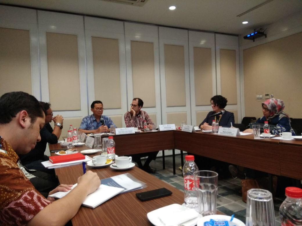 Dosen HI BINUS dalam Forum Group Discussion Bapennas Terkait Sustainable Development Goals (SDGs)