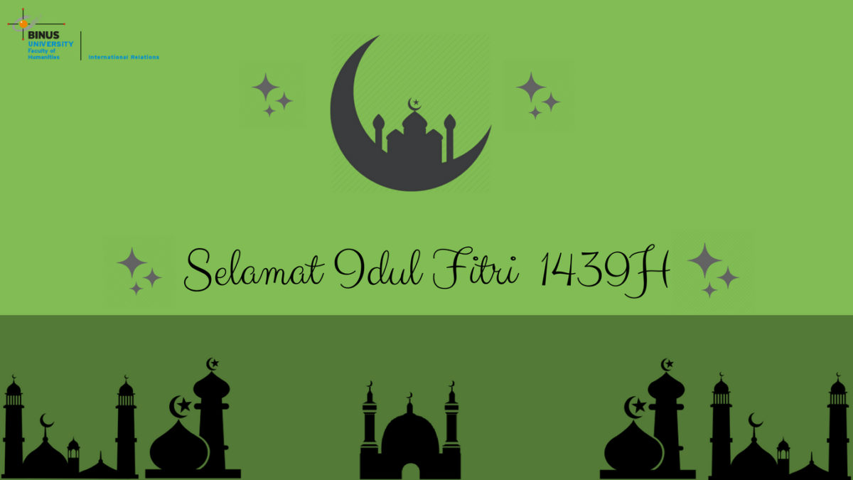 Selamat Idul Fitri 1439H