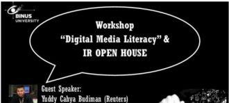 "Workshop ""Digital Media Literacy"" & IR Open House 2018"