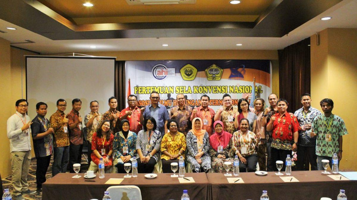 Pertemuan Sela Konvenas Asosiasi Ilmu Hubungan Internasional Indonesia (AIHII)