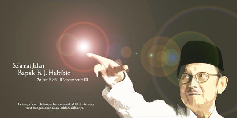 Selamat Jalan Bapak B.J. Habibie