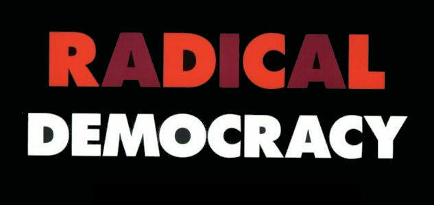 Taken from C. Douglas Lummis' Art Work for Book :Radical Democracy